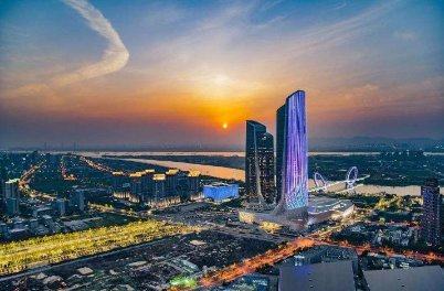 上海崇明工业园区