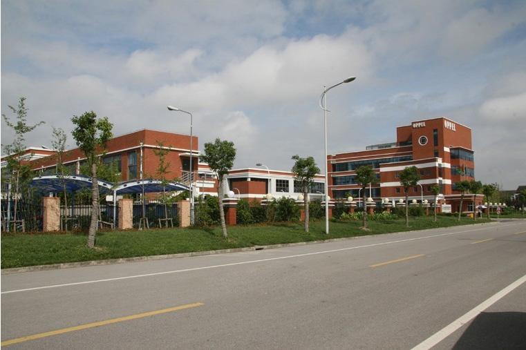 上海浦东合庆工业园区