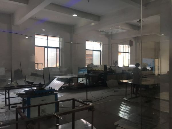 G1639 青浦赵巷580平方米一楼厂房仓库办公楼展厅出租