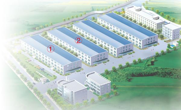 松江区佘山工业园区明业路4.2万平米新建标准厂房优惠出租/可分割