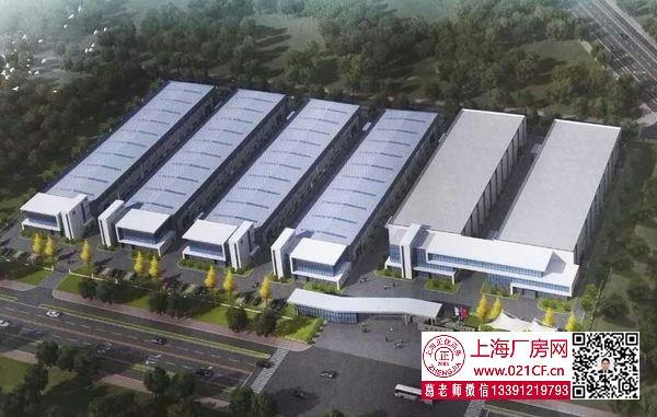 G1688嘉兴嘉善县火车头式单层3300平米厂房出租 22元/月/平 招外资生产企业