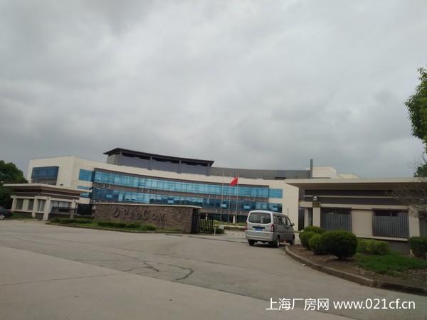 A8307  浦东南汇工业园区独门独院78亩工业厂房出租 500平起可分割出租