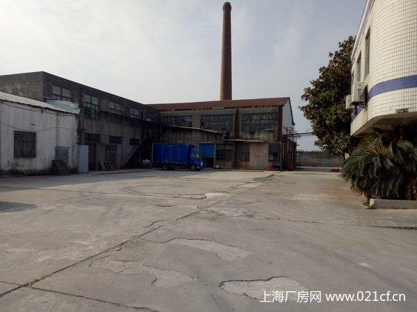 G1782闵行浦江镇陈行路砖混结构独门独院1500平米厂房仓库出租