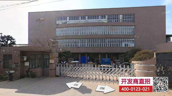 G1810 松江泗泾独门独院厂房整体出租或出售 占地15亩 4层厂房21074平方米  出租1.45元 出售1.4亿