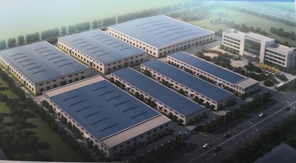 G1888 南通海安单层钢构厂房出租 5700平/栋 机械加工 汽车配件 注塑 模具等行业