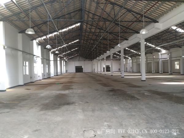G1917吴江八坼镇多栋单层厂房车间出租 1000平起租