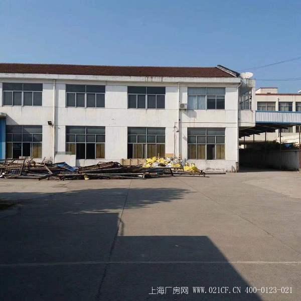 G1913无锡锡北镇火车头式单层厂房出租 7000平方 独门独院