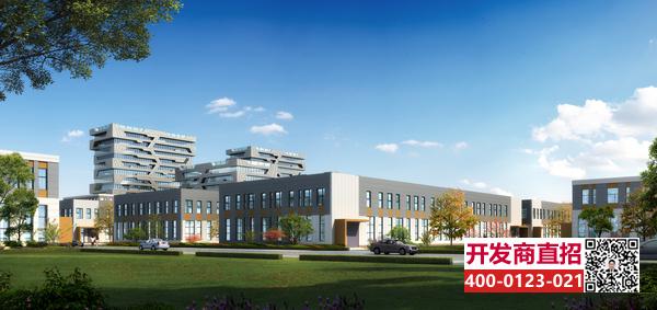G1865 【绍兴中南高科智造产业园】绍兴市高新经济开发区皋埠镇双层多层厂房办公楼出售