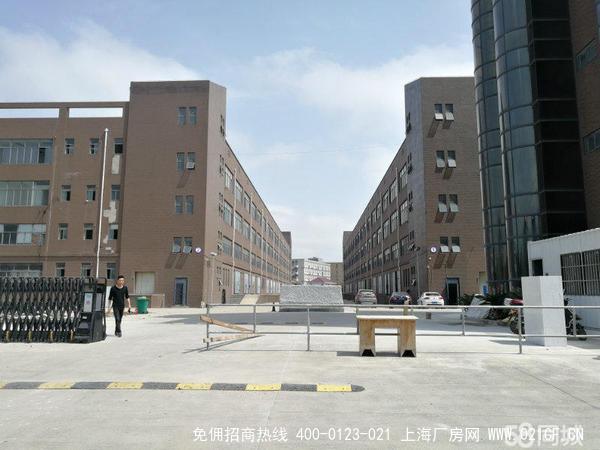 G1983 松江 北九亭 九泾路靠近涞坊路 近地铁 1.8万方多层厂房办公楼展厅出租 可分租