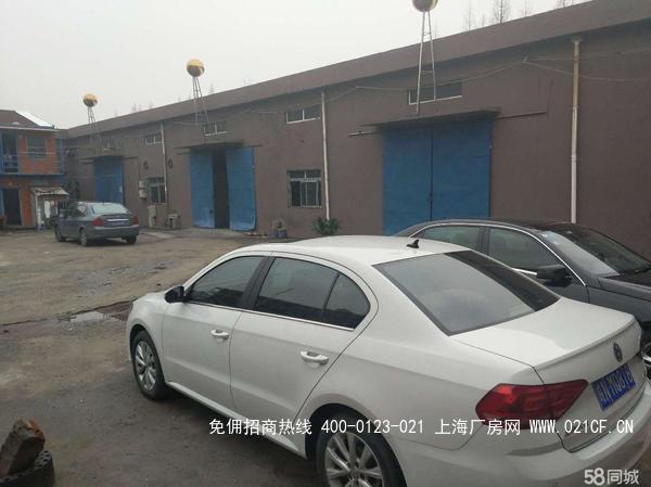 G1984  嘉定区黄渡镇 杨木桥路 600平小面积厂房仓库出租