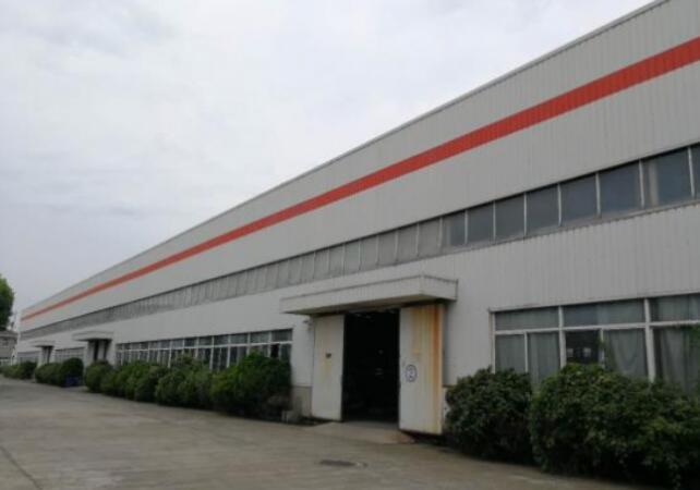 湖州德清雷甸镇工业园,层高9米,钢结构厂房大面积出租