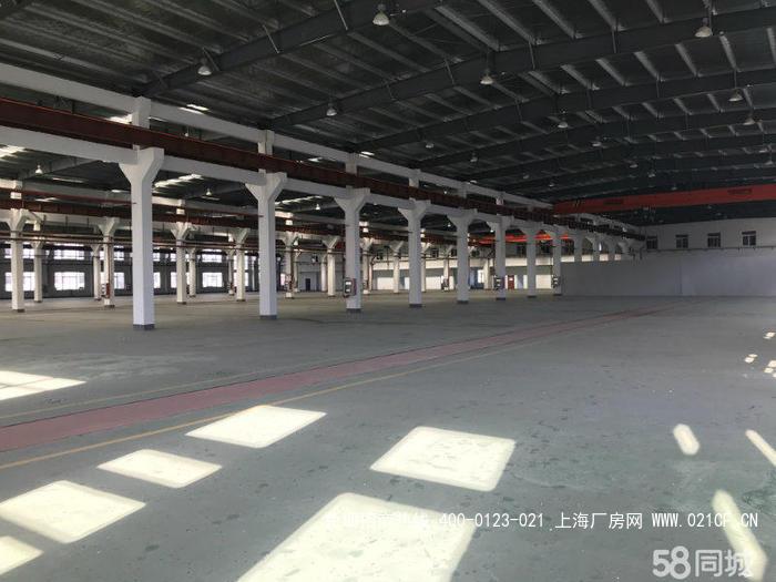 G2008南京高淳区古柏镇单层机械厂房9000平米出租