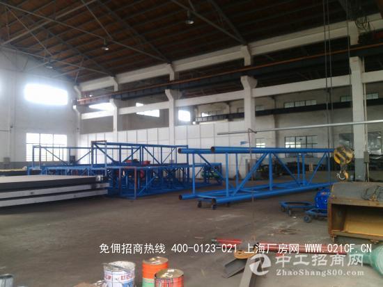 G2012嘉兴嘉善厂房出租 7000平米单层厂房低价出租