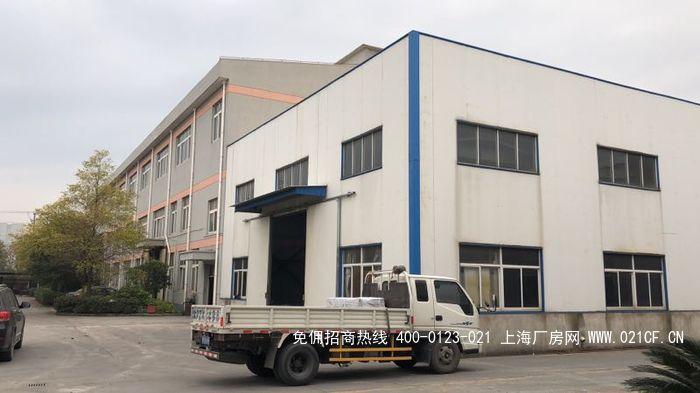 浦东万祥工业园区双层厂房出租  每层2500平 可分层出租  整租1元