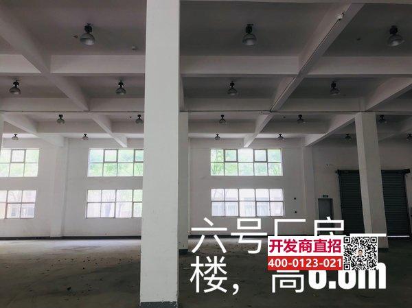 G2038  松江工业区厂房出租 3层厂房3800平方米 104地块 带货梯 配食堂运动场等