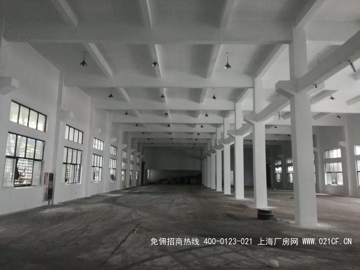 G2043 奉贤区西渡镇工业园单层厂房仓库出租 800平起租   共2700平