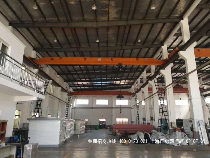G2048 奉贤区西渡工业园区单层行车厂房出租 可环评 104地块