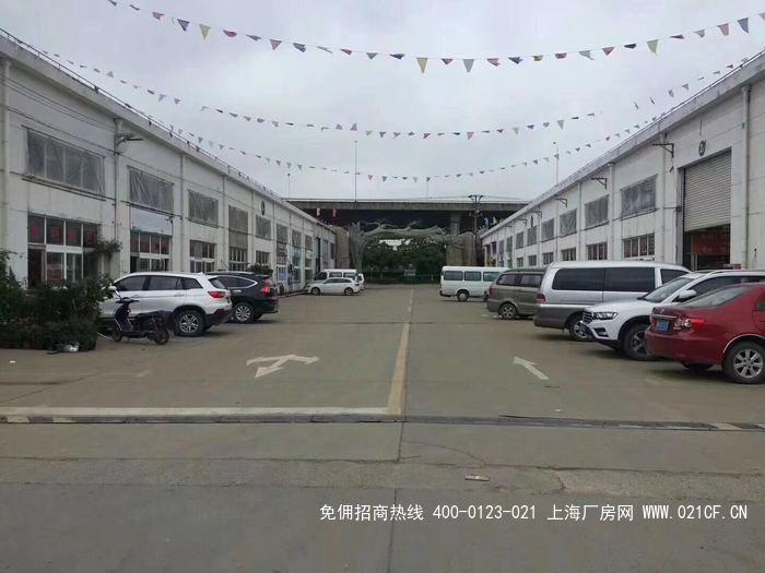 G2051浦东川沙工业园区标准厂房出租 5000平方米单层 可分割出租