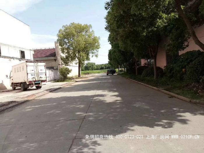 G2053 青浦区崧春路104地块绿证厂房仓库出租 1500平起租