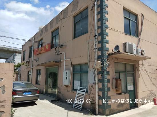 G2084 上海市闵行区申港支路 近银都路 1100平厂房办公楼出租 仓库 汽车改装维修