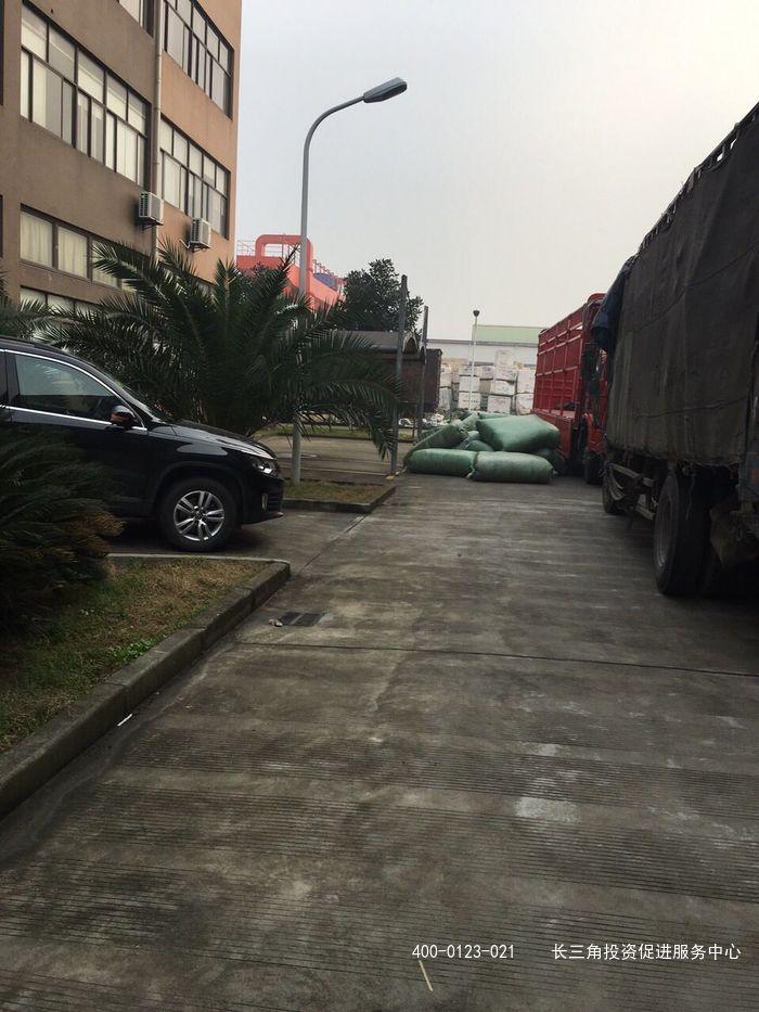 G2090嘉定黄渡镇春浓路1500平方米独栋厂房招租 出租 单层 1楼