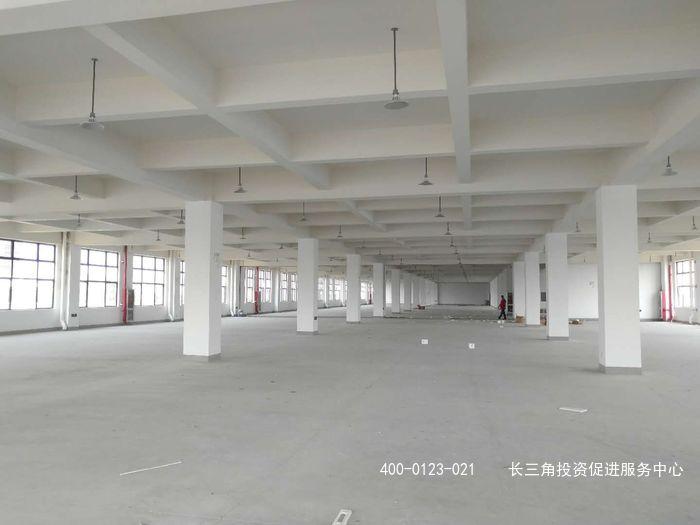 G2099 青浦 华新镇嘉松中路 多层厂房仓库出租  可分割  周边大量快递公司 电商 办公