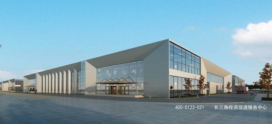 平谦国际苏州相城现代产业园 7271平方米 单层 可分割 可装行车 厂房出租 外资优先