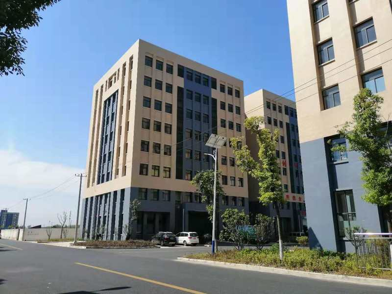 G2151 合肥新站区新建多层标准厂房出售 大平层500平起 独院1200平起 单价3200元起
