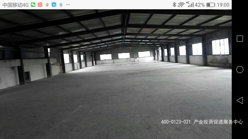 G2172 浦东惠南镇 钢结构厂房 绿证 600平方米出租   在3楼有3吨的货梯 大车好进出