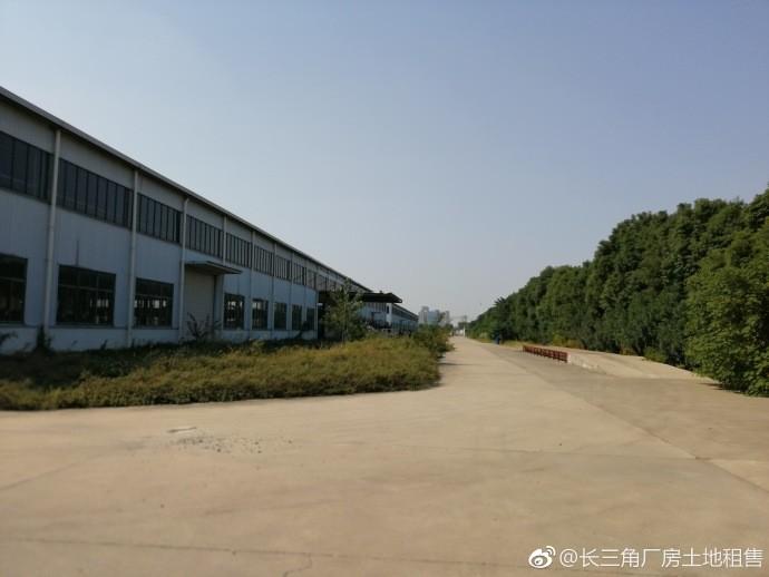 G2179 南京边 来安汊河经济开发区 地铁站林场站十公里 240亩 单层厂房出售出租 可改建为物流中心