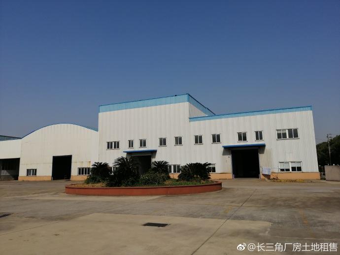 G2187 嘉兴南湖科技城2万平方米单层可装航车厂房出租 只限有税收生产企业