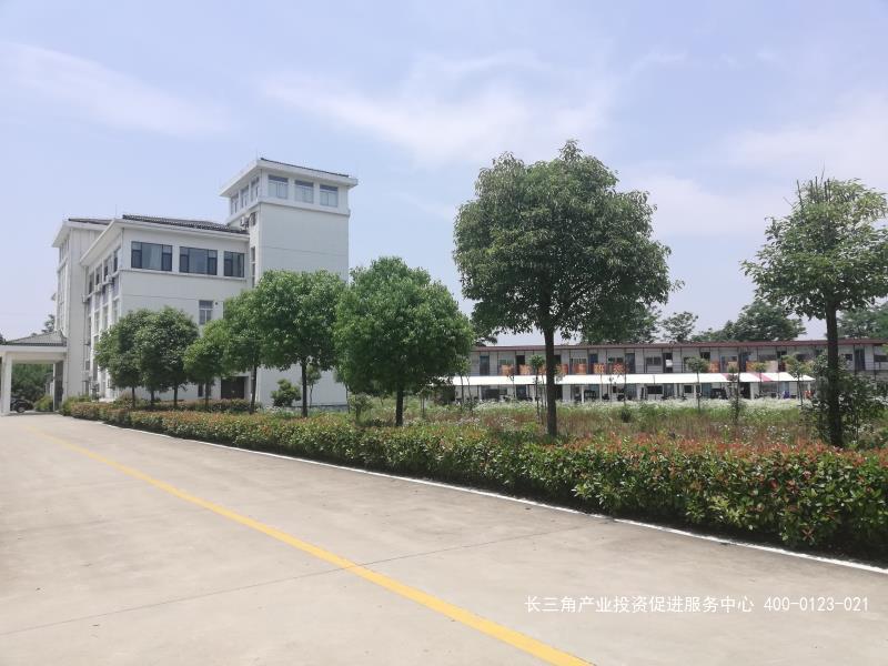 G2190 南京高淳 苏州工业园区风格 独院2万平单层行车厂房出租 价格优惠