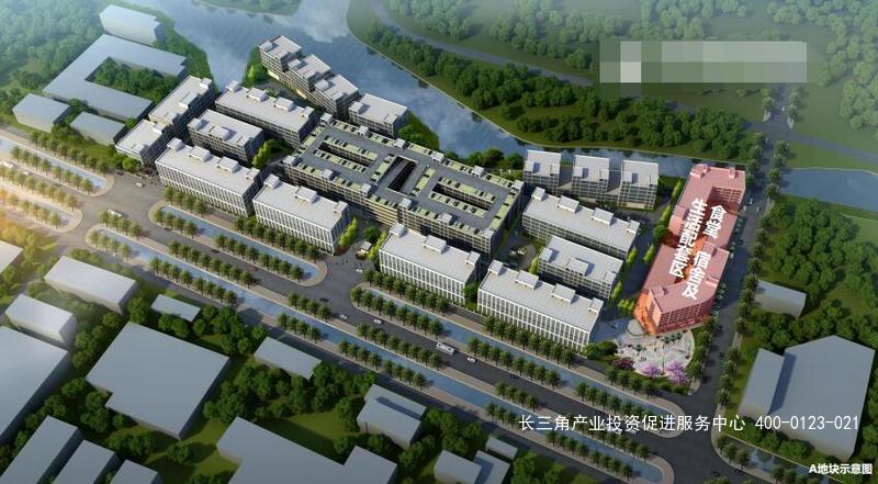 G2195湖州南浔菱湖智造谷 新建厂房出售  可分层出售 600平起 单价2700元/平 首付4层起