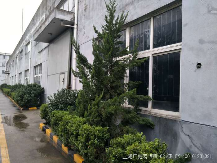 G2193  嘉定外冈镇高端工业园东区3500平单层可装行车厂房出租