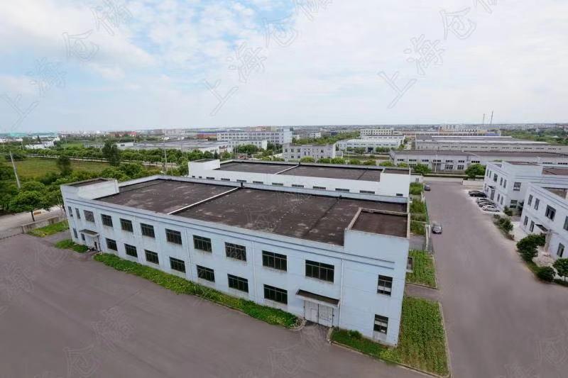 G2222 金山廊下45亩绿证104地块食品基地满租园区整体出售 9500万