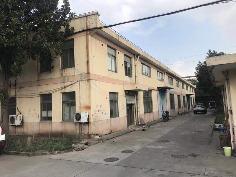 G2228 青浦工业园区 盈秀路1650平方米独院104地块单层厂房出租 1.38元