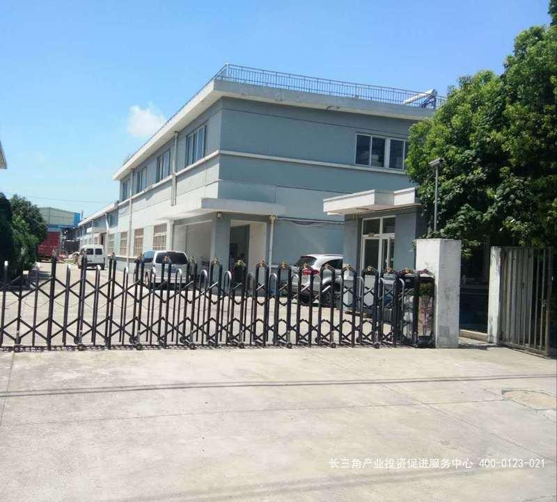 G2266 松江九亭松江工业区 单层 独院3.5亩 2000平火车头式厂房出售 1700万 产权过户