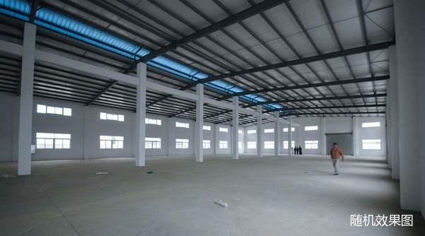 G2271南京高淳独栋框架结构15000-20000平方米可装行车单层厂房出租 5000平起租