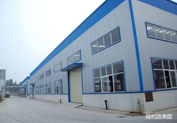 G2273 南京高淳工业园区内4130平方米钢混单层厂房出租 10吨行车