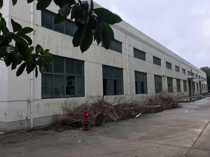 G2286 无锡梁溪区 1500平/栋 单层厂房出租 共两栋 合计3000平方米 欢迎设备投资大的企业承租