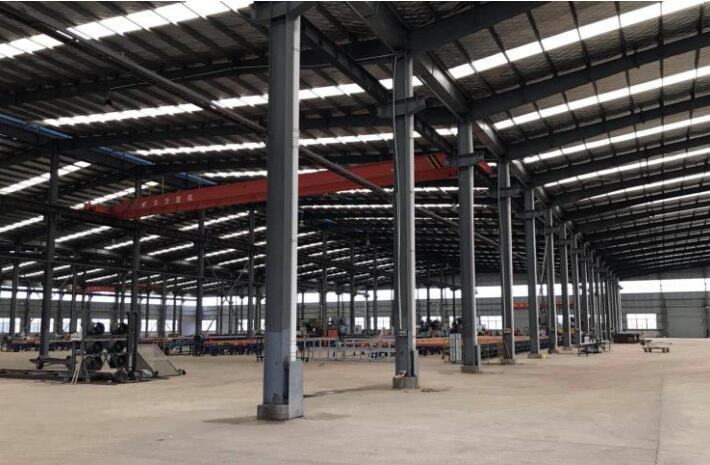 G2346南京边滁州来安汊河 240亩 已建4.4万平方米 厂房出租 可分租 另有 128亩空置土地可定建出租
