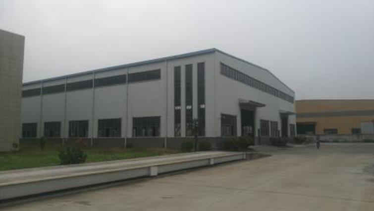 G2347南京边滁州来安汊河经济开发区 独门独院 厂房1600㎡ 办公楼740㎡ 空地4.4亩 整体出租