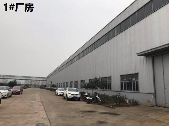 G2350南京边滁州来安汊河经济开发区200亩工业土地12600平厂房出租