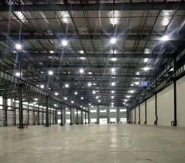 G2364昆山市张浦镇 全新单一层厂房 7800平方米 仓储物流 机械加工 16吨行车 可分租