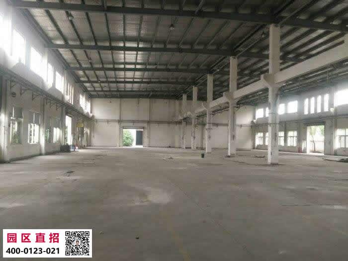 G2367苏州昆山张浦独门独院2760平方米火车头式厂房出租  双层精装修好的办公楼出租