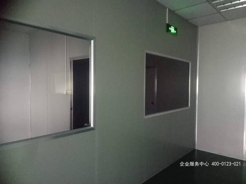 G2436 松江区洞泾镇沪松公路 二楼1000平无尘车间厂房出租