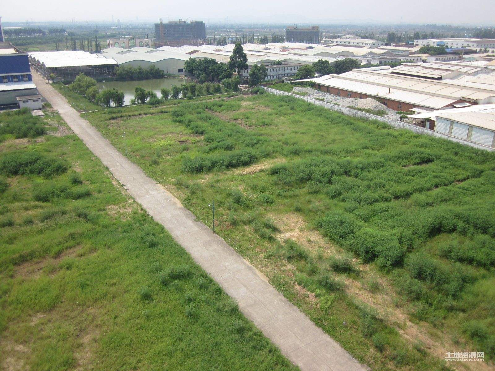 G2454无锡市中心 梁溪区扬名 近地铁 8-100亩 工业/科研用地招商 60-80万/亩 可小面积出让