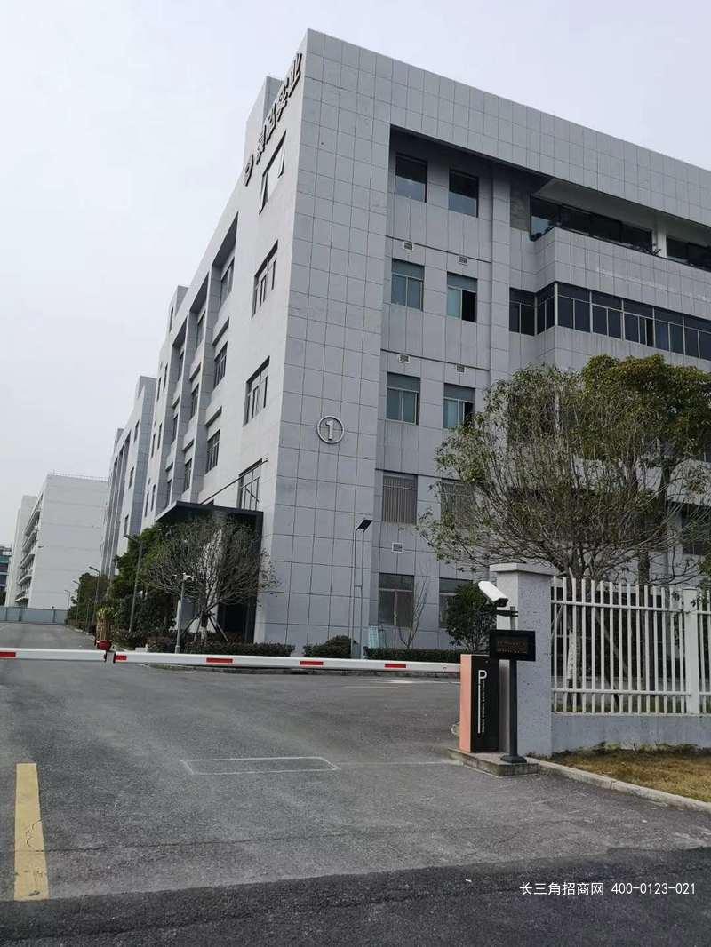 G2457 松江万达广场附近明南路 1100平/层 多层标准厂房出租 可分租 共8000平