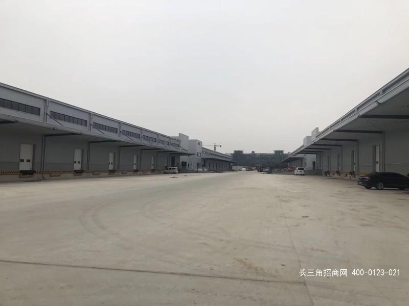 G2483 无锡锡山区高标仓库出租 1.8万平方米 丙二类 双层坡道 带平台