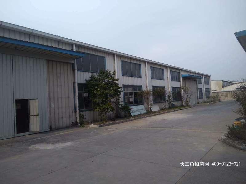 G2472 闵行莘庄工业区 5400平独栋 450平起租 仓储、装配生产、研发企业不限